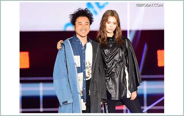 ムロツヨシ、「GirlsAward 2019」にシークレット出演!山田孝之とハイタッチ