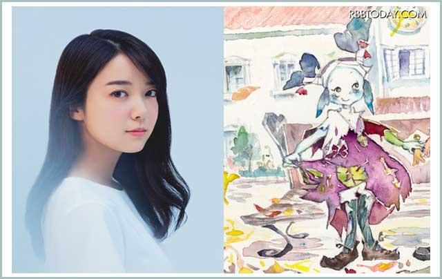 上白石萌音、NHK『みんなのうたミュージカル』で主演!ゾンビ役挑戦には「驚いています」/+その他