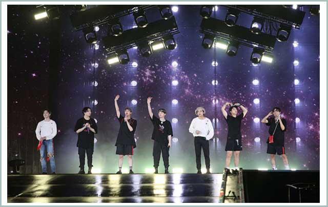 BTS 日本スタジアムツアー完走、4公演で21万人を動員