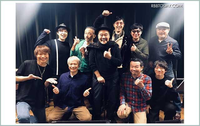 西田敏行、自身出演の映画『任侠学園』で挿入歌披露!リハ風景が公開に /+その他